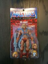 MOTU Masters of the Universe Ultimate Filmation He-Man MOSC