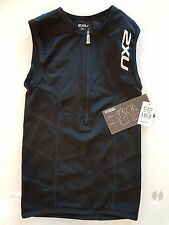2XU Men's Compression Tri Singlet MT1838A