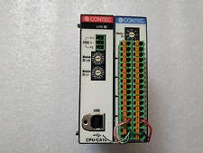 CONTEC CPU-CA10 And DIO-16/16 I/O Modules For USB