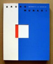 BRUNO MUNARI -DA COSA NASCE COSA, Exhibition Catalogue / 2007