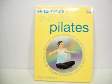 Everyday Pilates by Alycea Ungaro (2007, Mixed Media)