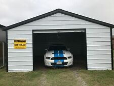 18x21x7 All Steel Garage Serving Most States Free Del Amp Install Prices Vary