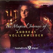 Andreas Vollenweider - The Magical Journeys Of - New Factory Sealed CD