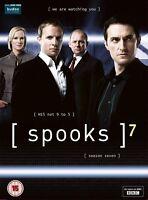 Spooks - Series 7 Complete 7th Seventh Season Richard ArmitageNew Region 2 DVD
