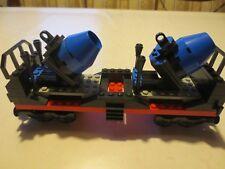 Lego 9V RC Eisenbahn TRAIN 4560 Zubehör Auto ROT LOADING CAR