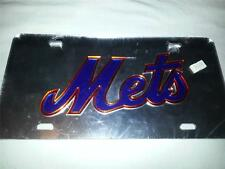 New York Mets Laser Tag License Plate