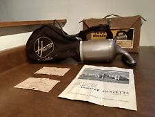 Hoover Dustette Vacuum Cleaner Model 1015 With Original Box & Instructions 1926