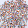 3D Nail Art Champagne Rhinestones Glitters Acrylic Tips Decoration Manicure DIY