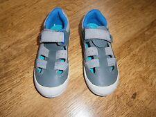 NEW M&S BOYS  SHOES SIZE 7 INFANT RRP £22