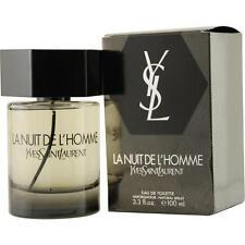 La Nuit De L'homme Yves Saint Laurent by Yves Saint Laurent EDT Spray 3.3 oz