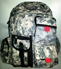 ACU DC Camoflauge Backpack School Pack Bag NEW  Camo BC102 Free Shipping Hiking