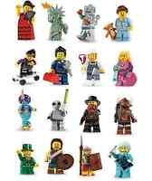 LEGO NEW SERIES 6 8827 MINIFIGURES YOU PICK ROMAN GENIE ROBOT MORE