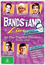 BANDSTAND LIVE -  PERTH 1965 ALL YOUR FAVOURITES ON STAGE DVD New