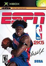 ESPN NBA 2K5 (Microsoft Xbox, 2004)