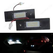 Feux LED De Plaque d'Immatriculation BMW E63 E64 Z4 E85 E86 E89 Mini R55 R60 R61