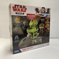 Uncle Milton Star Wars Science Jabba The Hutt Slime Lab Kit Disney Yoda Toy New