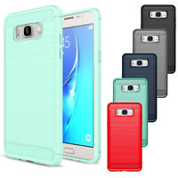 Shockproof Soft Gel TPU Anti-Scratch Case Cover For Samsung Galaxy J7 2015 /2016
