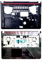 DELL INSPIRON 15 7000 7559 Palmrest Case W/ Touchpad 0VF544  +Bottom Case US