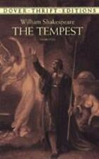 The Tempest (Dover Thrift Editions) William Shakespeare Paperback