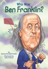 Who Was Ben Franklin? (Who Was...?)