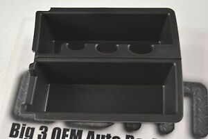 2009 2010 2011 Chevrolet Traverse Console CD Cargo Organizer Coin Tray OEM new