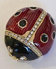 Ladybug Brooch Multilana Museum Replica