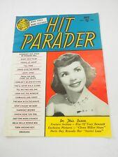 Hit Parader Magazine May 1954 Teresa Brewer cover