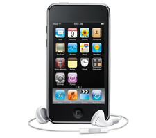 Apple iPod Touch (A1318) - 3rd Gen 32GB Black