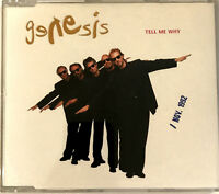 GENESIS TELL ME WHY - [ CD MAXI ]