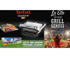 Tefal Gc702d OptiGrill Kontaktgrill 2000 watt