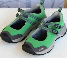 6.5 | Keen Malibu Women Green Mary Jane Double Strap Flat Casual Comfort Shoe