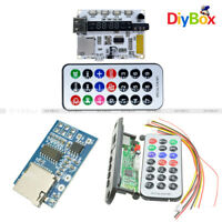 Wireless Bluetooth MP3 Decoder Board Sound Audio USB TF FM Radio for MicroSD Car