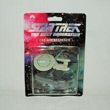 Star Trek Enterprise Air Freshner Next Generation 1997 Vintage-New & Sealed