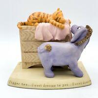 Walt Disney Winnie the Pooh Tigger Eeyore Sweet Dreams Eeyore & Tigger! 60