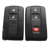 Smart Remote Key Shell Case Fob 2+1 Button For Prius 2004-2009