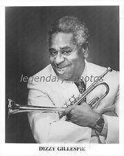 Dizzy Gillespie Original Music Press Photo