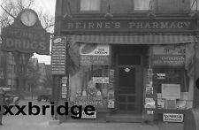 Beirne Pharmacy Drug Store New Haven Fro Joy Ice Cream Apothecary Comic Books GA