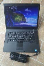 Dell Latitude E6500  Core 2 duo 2.80Ghz 2GB, 80GB HDD wifi LINUX MINT