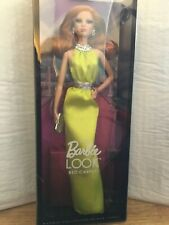 The Barbie Look Red Carpet doll