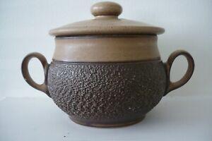Denby Cotswold Individual Soup Casserole Pot with Lid
