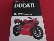 DUCATI Illustrated Encyclopedia Book