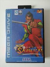 Sega Mega Drive Second Samurai
