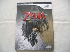 The Legend of ZELDA TWILIGHT PRINCESS - offizielles Lösungsbuch
