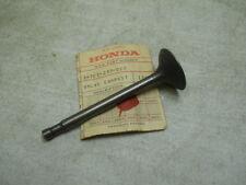 Honda NOS CB450, 1966-68, Exhaust Valve, # 14721-283-020,   S-164