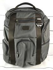 Tumi Alpha Bravo Shaw Deluxe Brief multipurpose backpack
