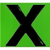 x [Deluxe] by Ed Sheeran (CD, Jun-2014, Atlantic (Label))