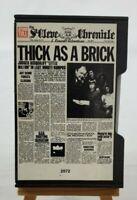 JETHRO TULL: Thick As A Brick Cassette w/ Snapcase Reprise Records #M52072/1972