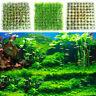 Aquatic Green Plastic Water Grass Plant Lawn Fish Tank Landscape Aquarium Decor