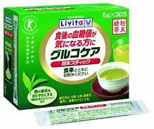 Livita Gluco-Care Instant Green Tea 6g x 30 sachets for loose blood glucose
