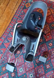 HAMAX - Caress with 2 Carrier Adapters - Child Bike Seat